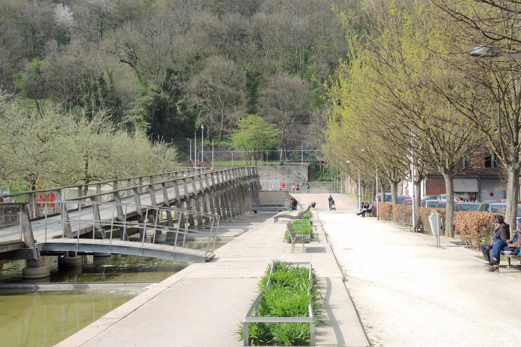 Trois parcs o profiter du soleil for Piscine d outremeuse