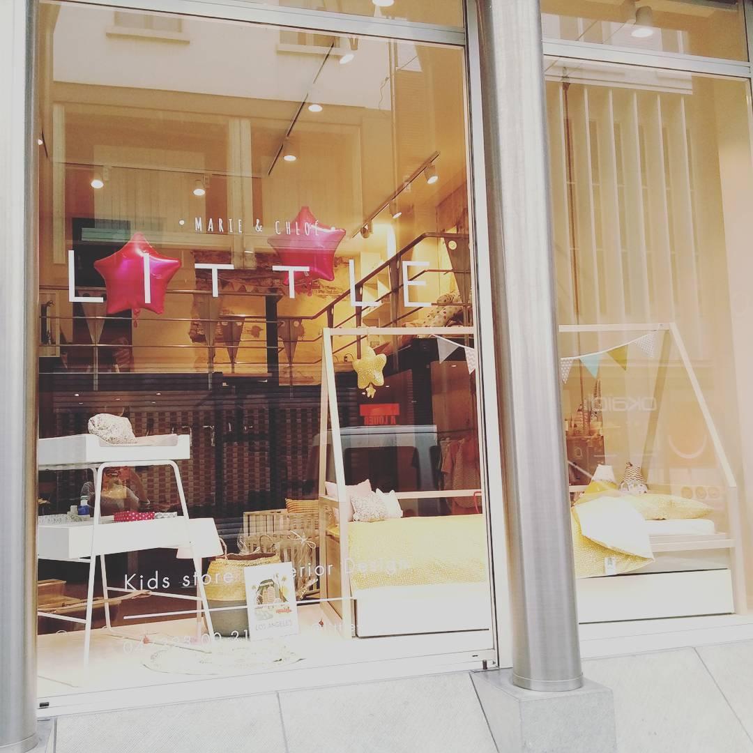 Une nouvelle boutique pour les petits vient douvrir ses porteshellip