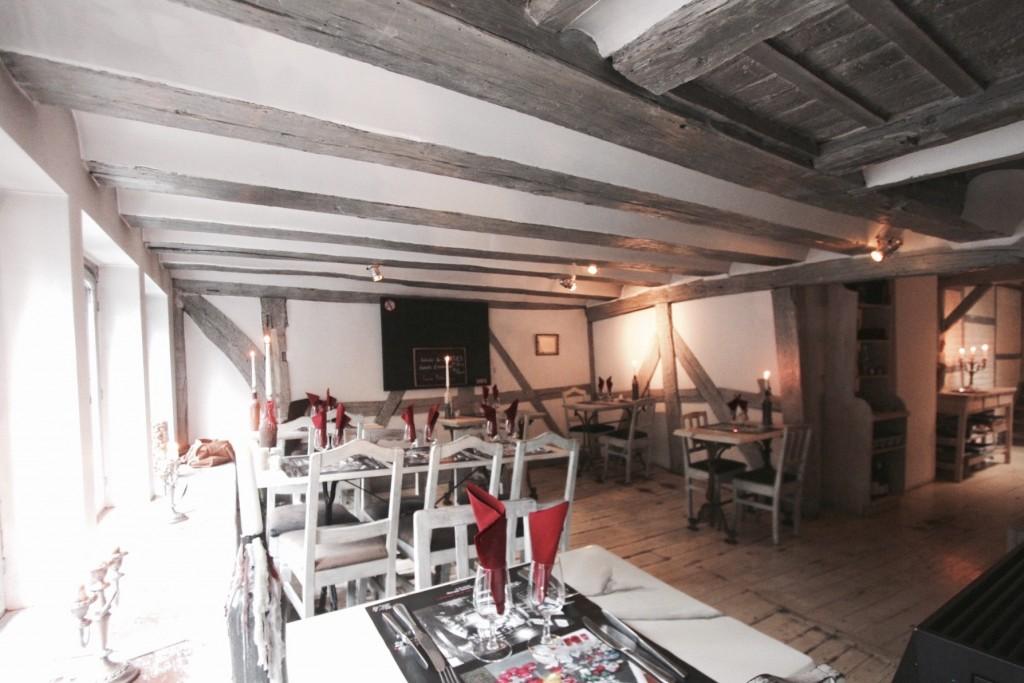 Liège, resto, restaurant, place du marché, vin sur vin, 20 sur 20, salade, viande, poisson, liege, belgique
