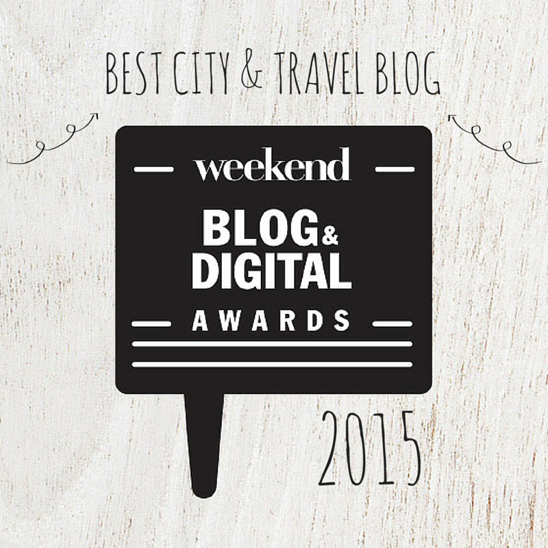 From Liege With Love, Le Vif Weekend Blog and Digital Awards 2015