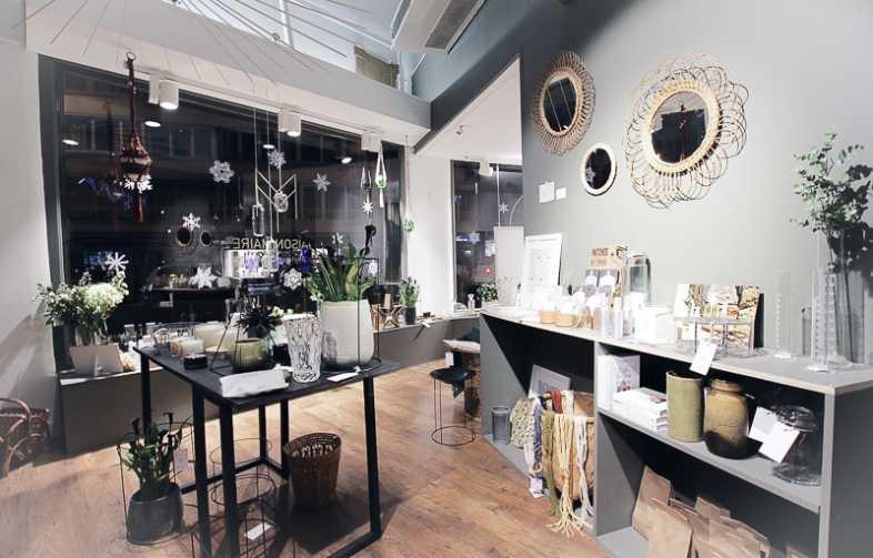5 boutiques ou faire ses achats de noël à Liège - Maison maire,