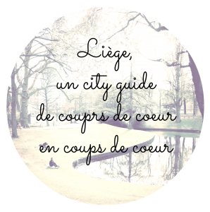 Liège, un city guide