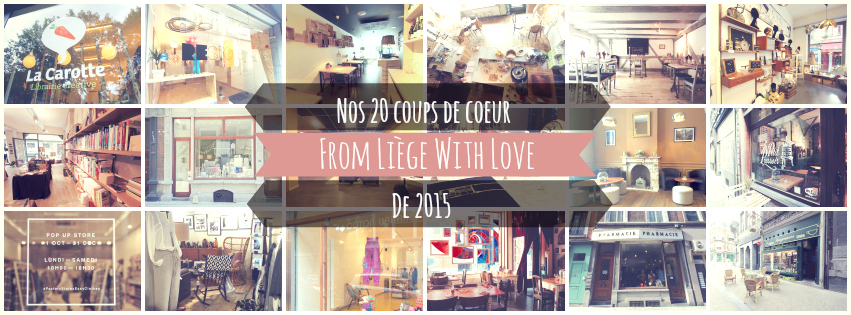 From Liège With Love - Nos 20 coups de coeur de 2015