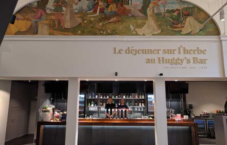 les burgers du huggy's bar maintenant aussi passage lemonnier