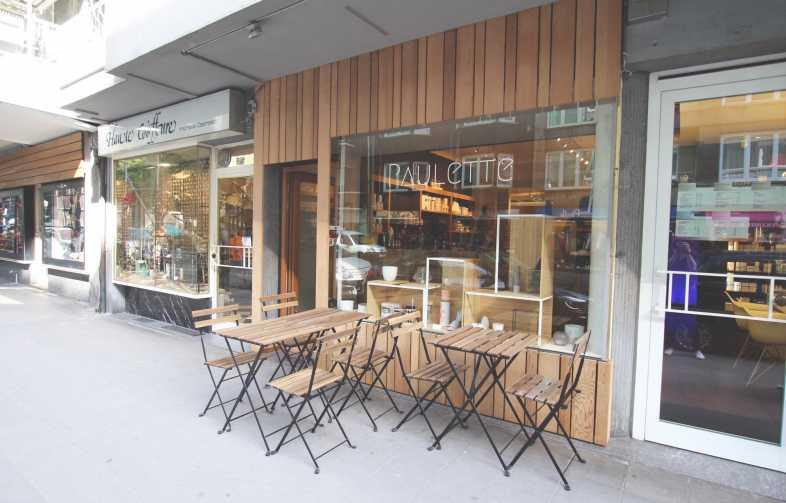 Paulette, Boutique, Café, Liège, get your mug, belgique, à emporter, carnet, cartes, déco, terrasse, thé, café, gâteau
