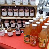 marché local,événement liège,produit terroir, plein air,terrasse,journée,produits locaux,local,jus,pommes,confiture
