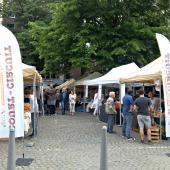 marché local,événement liège,produit terroir, plein air,terrasse,journée,produits locaux,local,