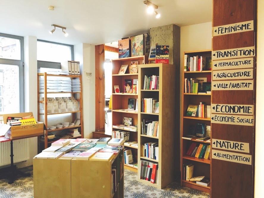 librairie alternative entre temps asbl barricades liège