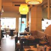 Restaurant, italien, scirocco, Liège, spécialités italiennes