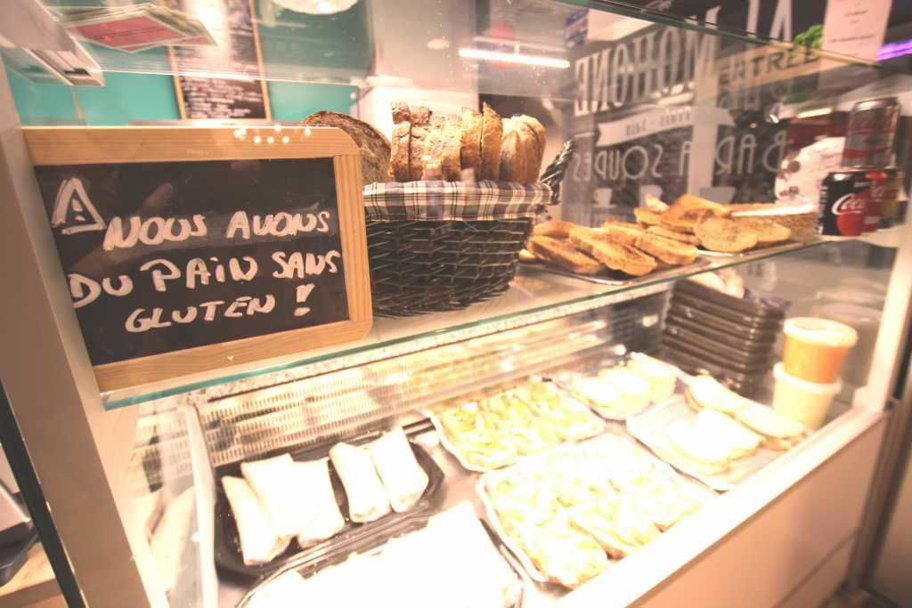 Al Mohone Liège, salade, soupe et option vegan