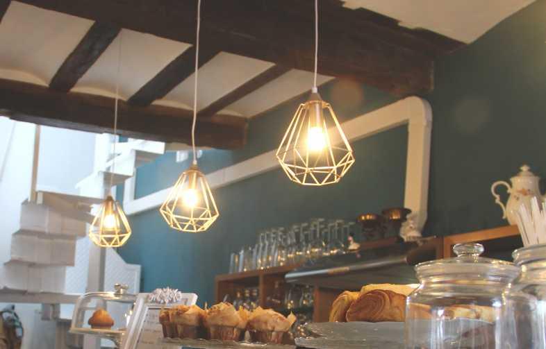 Chez Mamy, café, bagel, chambres